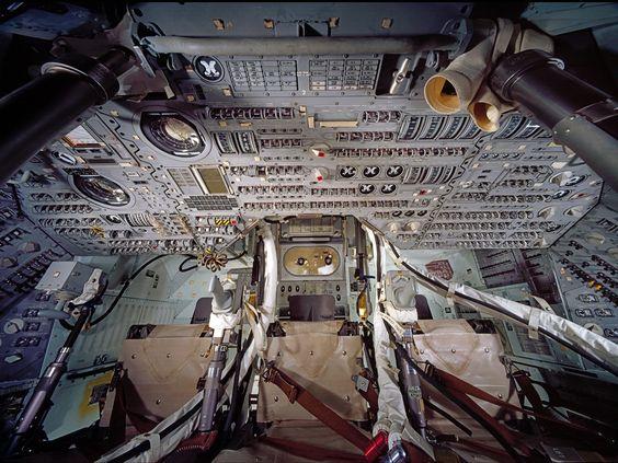 Apollo 11 Command Module | 3D Documentation